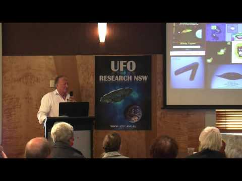 Barry Taylor's UFOs: The Watchers
