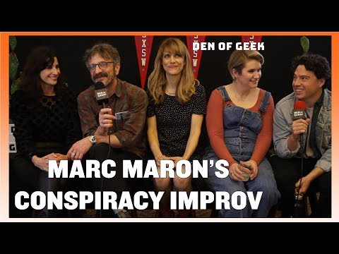 Sword Of Trust: The Cast Discusses Conspiracy Improv