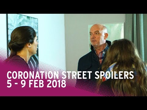 Coronation Street spoilers: 5-9 February 2018 - Corrie