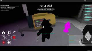 ROBLOX | Before the dawn redux: Nightfall firefighter gameplay