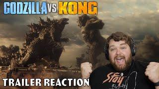 Godzilla Vs Kong - Trailer Reaction
