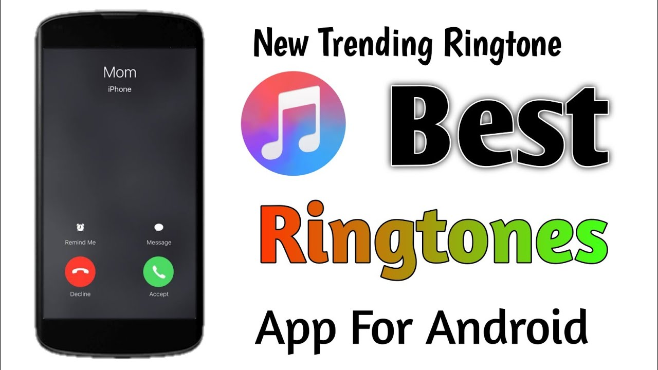 22+ Best Ringtone App For Android 2020  Images