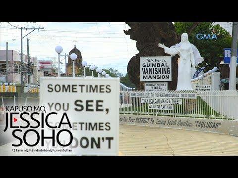 Kapuso Mo, Jessica Soho: Ang kuwento sa likod ng umano'y 'Vanishing Mansion' sa Iloilo
