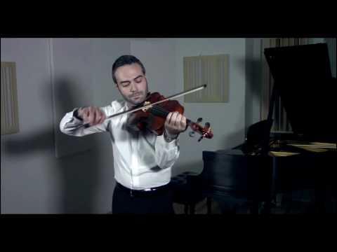 "Bach ""Chaconne"" Jesus Rodolfo"