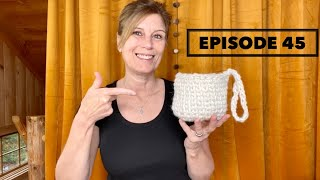 The Autumn Acorn Knits Episode 45 Crochet, Knitting and a Giveaway, Oh My!!