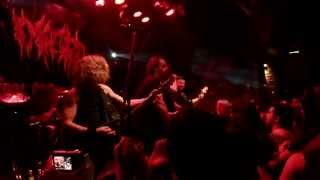 TANKARD-Fooled By Your Guts (Live in Thessaloniki 13-12-2014)