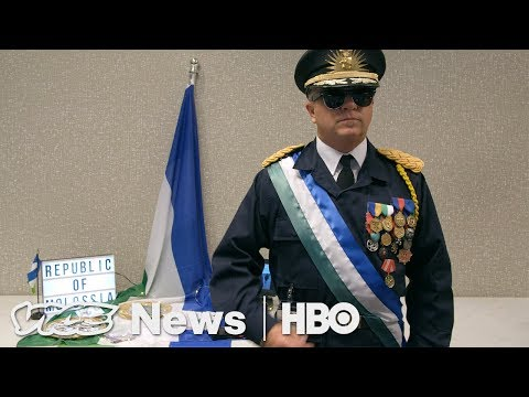 Meeting of the Micronations & Amazon's Hiring Spree: VICE News Tonight Full Episode (HBO)