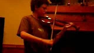 William and His Violin