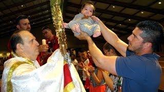 Padre Jose Hoyos-Adoración y Sanación- la iglesia del Buen Pastor