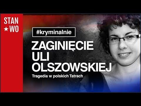 Zaginięcie Uli Olszowskiej - Tajemnica 5 Stawów - Kryminalnie #24