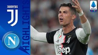 Juventus 4-3 Napoli | Juventus batte Napoli in partita al cardiopalma da 7 gol! | Serie A