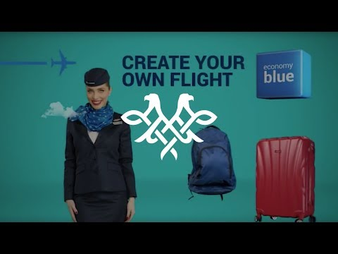 Economy Blue | Create Your Own Flight | Air Serbia