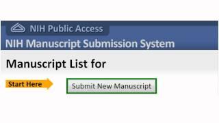 Awaiting reviewer assignment manuscript central