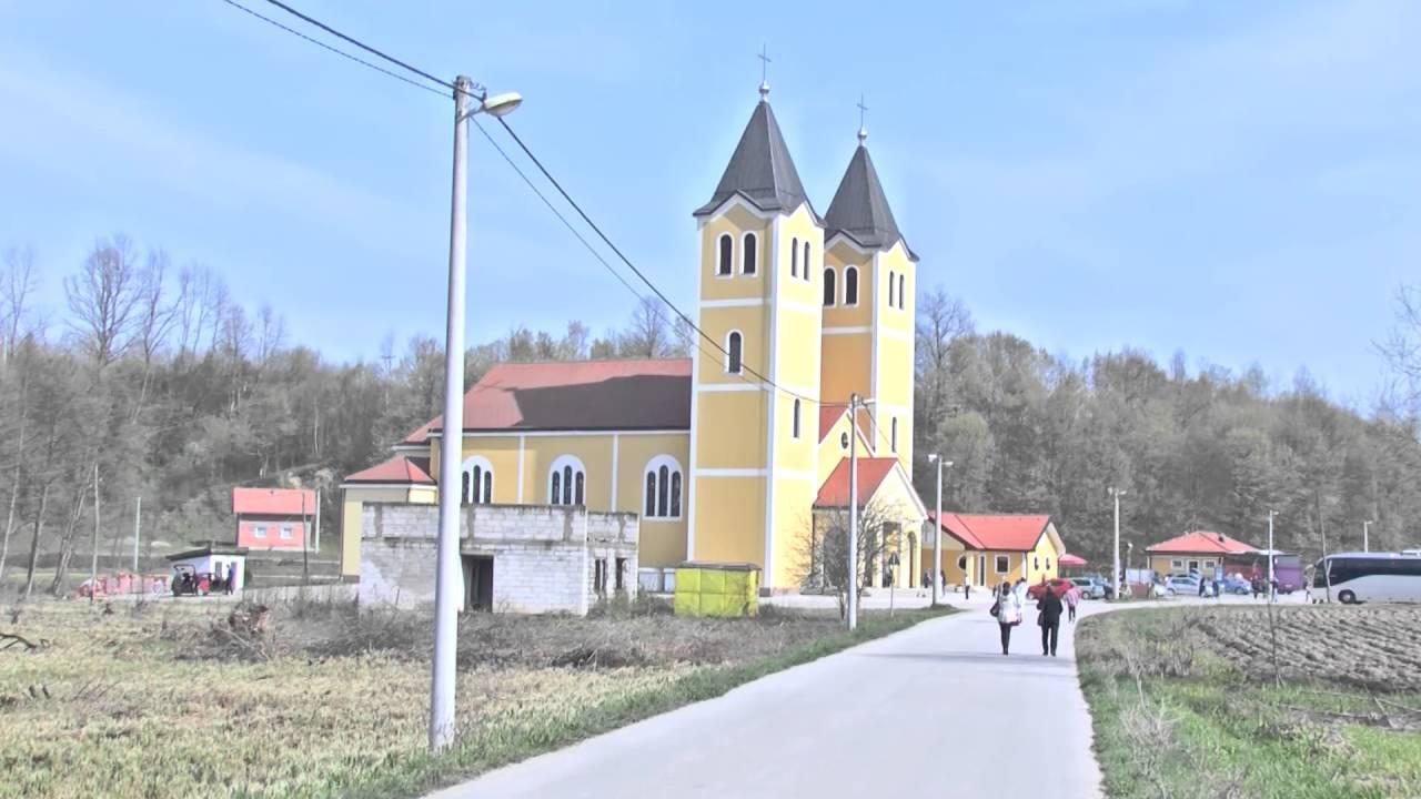 Šurkovac - mjesto molitve i ozdravljenja.