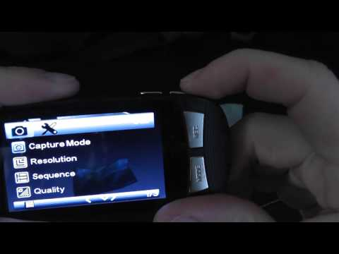 G1W Dash Cam Demo (Hands On Demo)