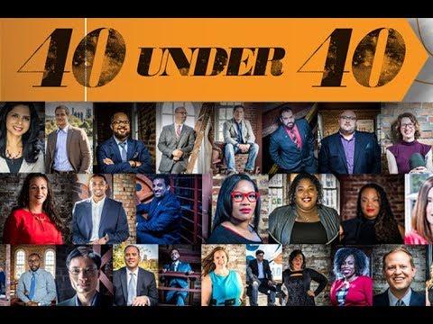 PITTSBURGH 40 UNDER 40 2017