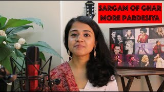 Sargam Of Ghar More Pardesiya | Lesson 2 | Chandrani's Online Music Class