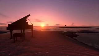 Josh Groban: You raise me up - piano cover / karaoke / playback / instrumental (lyrics)