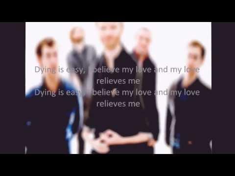 The National - Lean (Lyrics)