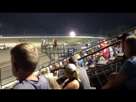 Grayson County Speedway Factory Stock 6-17-17