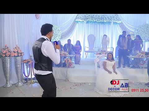 Repeat Best Ethiopian wedding 2018#igitu libe male song# Dj AB arch