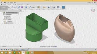 Fusion 360 Öğretici - Çatı çizimi profil FF.E4
