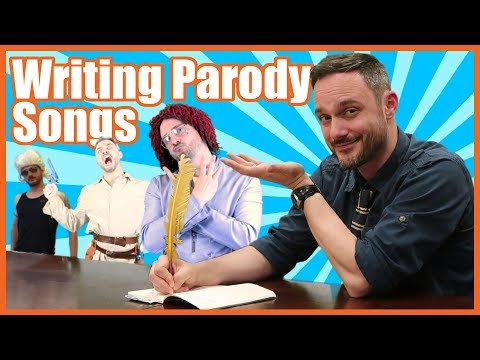 How to Write a Parody Song (The MrBettsClass Way)