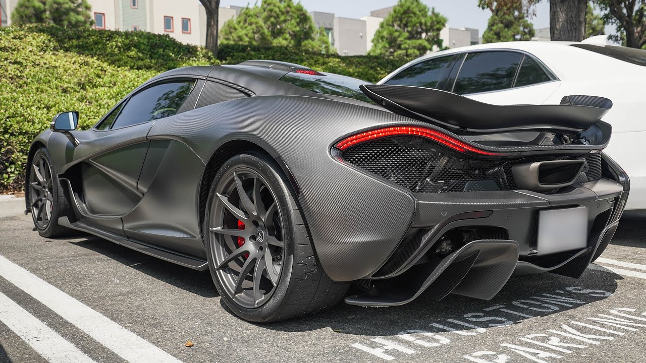 THERE IS NOTHING LIKE THE MCLAREN P1! || Manny Khoshbin