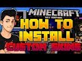 How To Install Custom Skin Packs On Minecraft Wii U mp3