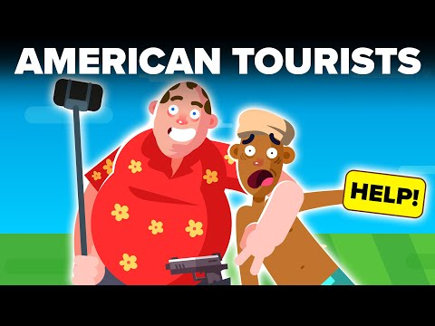Worst Stereotypes About Americans When They Travel