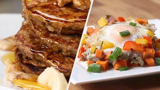5 Satisfying and Healthy Breakfast Recipes