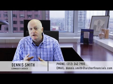 Soybean Market - January 18, 2017 w/ Dennis Smith