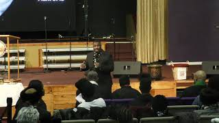 Go For It - Get Up! | Pastor Tony Smith | Sunday 02-23-2020 | 11am Service