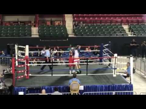2017 Golden Gloves Champion William Sepulveda Jr