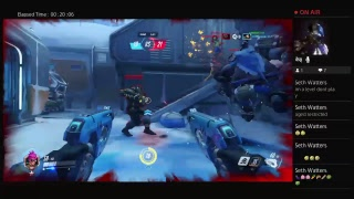 Overwatch comp with friends