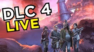 (Live) BO4 DLC 4 Gameplay + Treyarch Livestream (Black Ops 4 Zombies DLC 4 Tag Der Toten Gameplay)