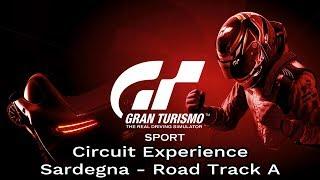 Gran Turismo Sport - Sardegna - Road Track A - Circuit Experience