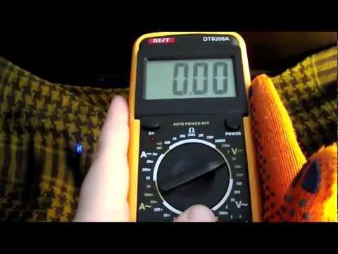 Мультиметр Dt9208a Инструкция По Применению