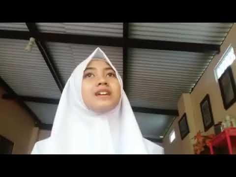 Sholawat Merdu Gadis Cantik