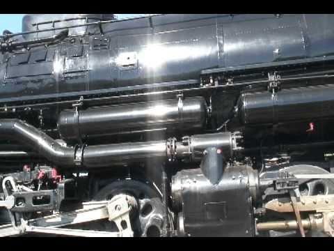 Union Pacific CHALLENGER NO. 3985