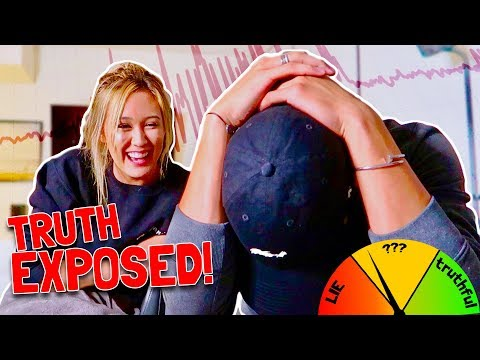 LIE DETECTOR TEST on GIRLFRIEND!! (SHE LIED TO ME)