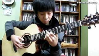 Repeat youtube video (Titanic Theme) My Heart Will Go On - Sungha Jung