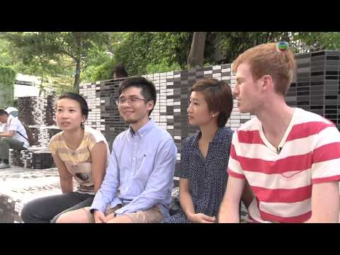 "TVB Pearl Report ""Friendship"" - Interview Daniel Rude"