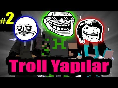 download Minecraft Troll Yapılar #2 /w Youtuber Ekip