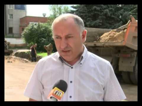 У администрации Фрунзенского района в Ярославле