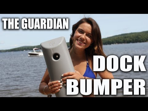Protect your boat with the Guardian Dock Bumper
