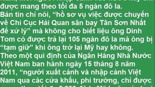 Nhạc chế Biển Mặn - Việt kiều Mỹ bị tạm giữ 105000 USD ở Tân Sơn Nhất thumbnail