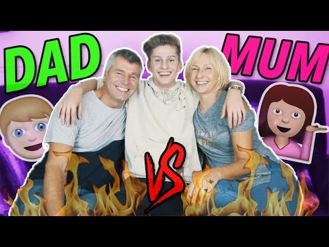Thumbnail: HOW WELL DO MY PARENTS KNOW ME? MUM VS DAD!