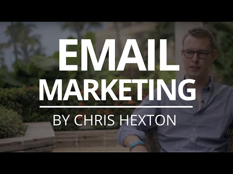 3 Ways to Upgrade Your Email Marketing Strategy | Chris Hexton