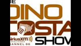 DINO COSTA SIRIUS XM RADIO CHANNEL 86  JULY 17 HR 4